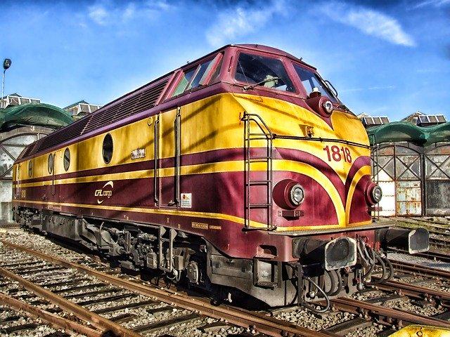 Transport z Chin pociągiem